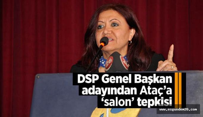 DSP Genel Başkan Adayı Beytaş: Ataç'a baskı yapıldı