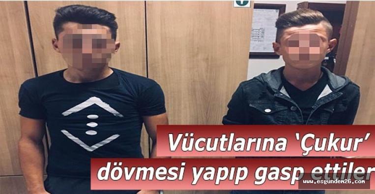 Gasp şüphelileri evlerinde yakalandı