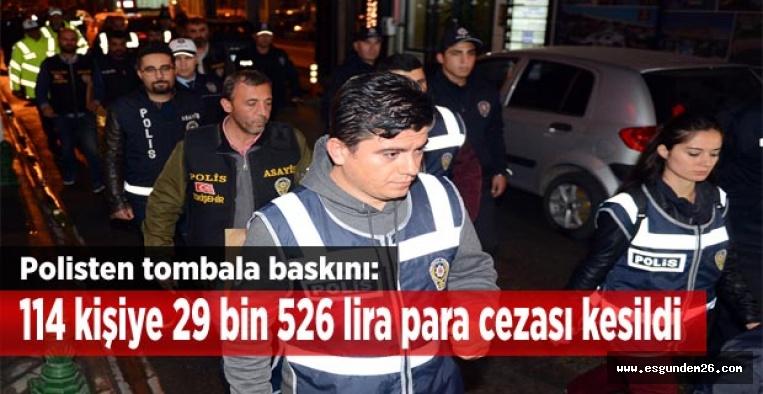 Polisten kapsamlı uygulama: 7 adrese eş zamanlı operasyon düzenlendi
