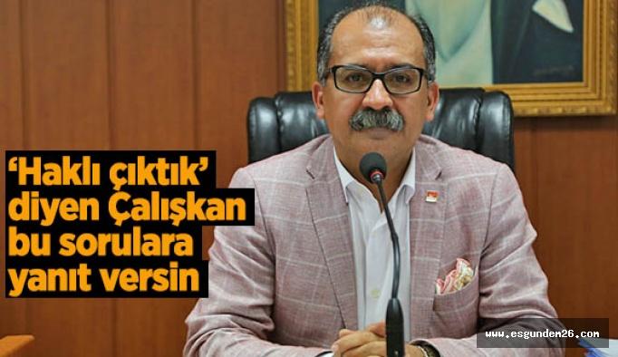Arslan: Bir bölgenin Afet Riskli Alan ilan edilmesi yetkisi kimdedir?