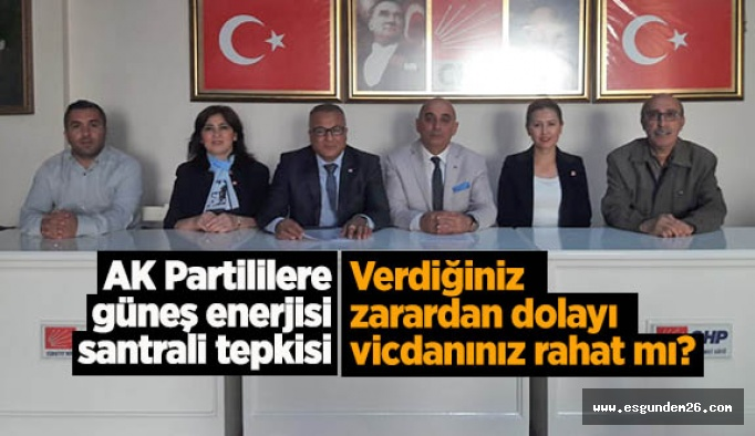 CHP'den AK Parti'ye sert tepki: Engellemekle elinize ne geçti?
