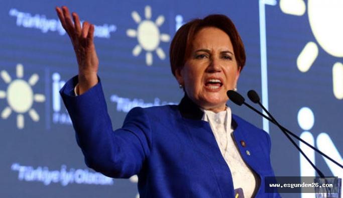 İYİ Parti'de başkan adayları belli oldu