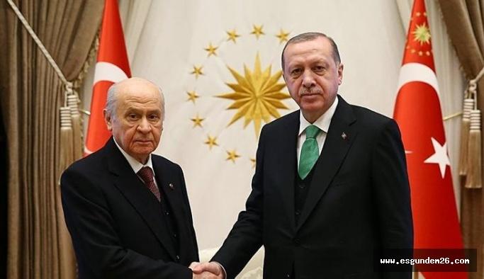 'MHP, 5 şehir için AK Parti'den destek istedi'