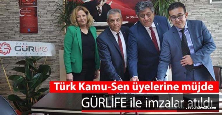 Türk Kamu-Sen üyelerine müjde