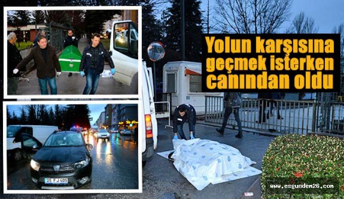 Basın Şehitleri Caddesi'nde feci kaza