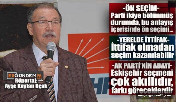 CHP İl Başkanı Adar: Bu yönetim hiç kimsenin yönetimi değil…