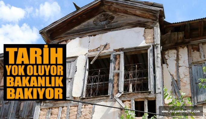 CHP'li Süllü: Hacı Halit Ağa Konağı ve Hamamı bürokrasiye kurban ediliyor