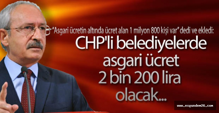 Kılıçdaroğlu'dan bütçeyi eleştirdi: AK Parti hükümeti döneminde vatandaşın borcu 79 kat arttı