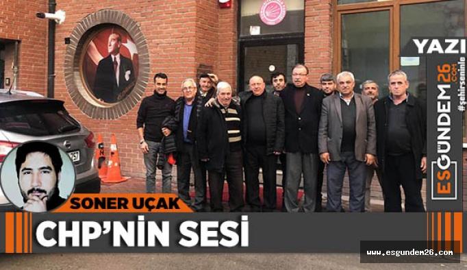 CHP'NİN SESİ!