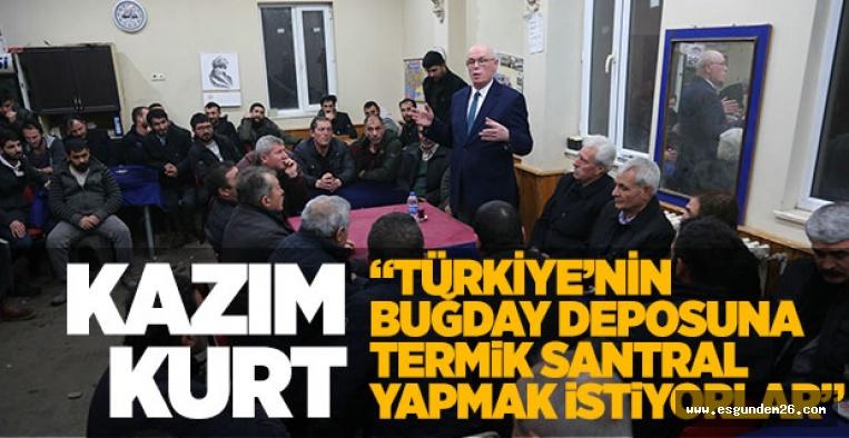 """""""ESKİŞEHİR BUNA İZİN VERMESİN"""""""