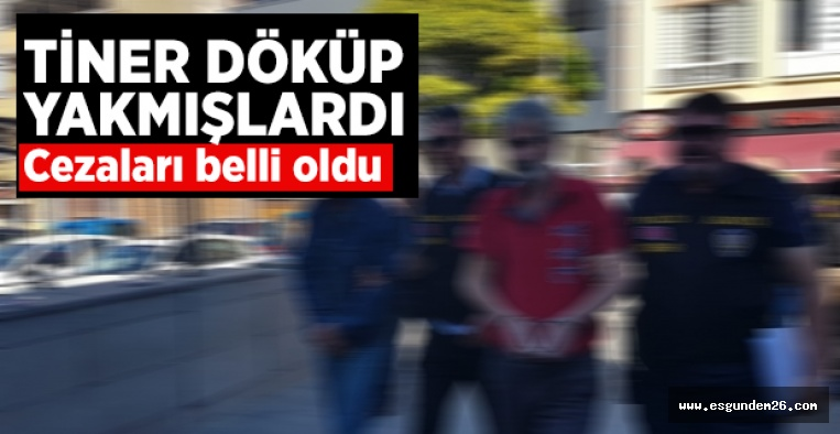 KORKUNÇ CİNAYETTE KARAR ÇIKTI!