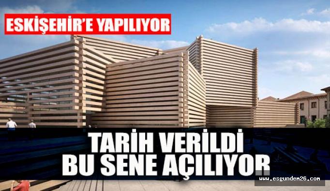 Odunpazarı Modern Müzesi İstanbul'da tanıtıldı