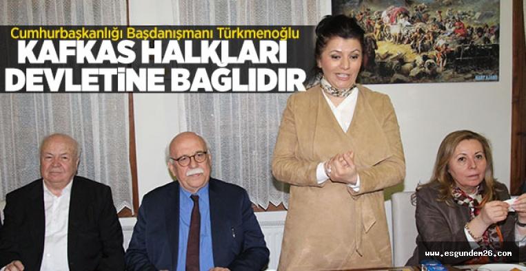 """""""ASİL VE CESUR BİR HALK"""""""