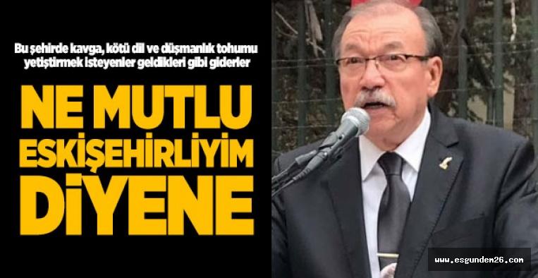 CHP İL BAŞKANI ADAR'DAN DİKKAT ÇEKEN AÇIKLAMALAR