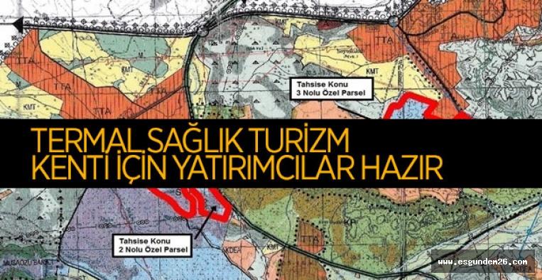 """""""KIZILİNLER İÇİN YATIRIMCILAR HAZIR"""""""