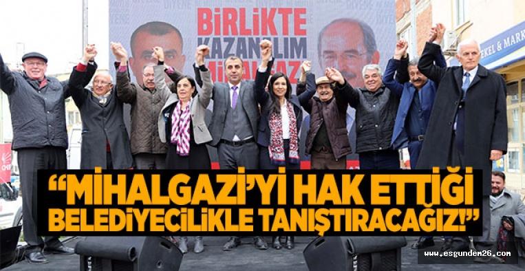 """""""MİHALGAZİLİLERE VERİLEN SÖZLER TUTULMADI"""""""