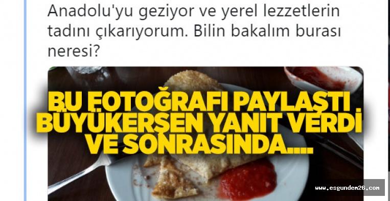 """""""BİLİN BAKALIM BURASI NERESİ?"""""""