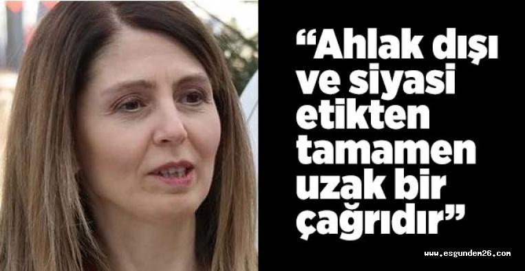 TAMBOVA'DAN CHP'Lİ ADAR'A SERT TEPKİ!