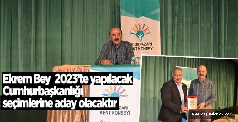 """""""AKP DİYE BİR ŞEY YOK SADECE ERDOĞAN VAR"""""""