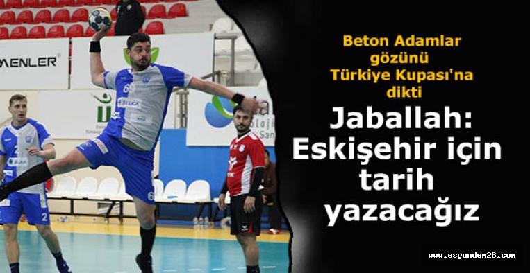 SELKA Eskişehir Hentbol, gözünü Türkiye Kupası'na dikti