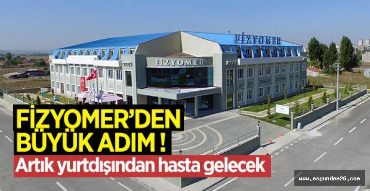 FİZYOMER TERAPİA SAĞLIK TURİZMİ YETKİ BELGESİNİ ALDI !