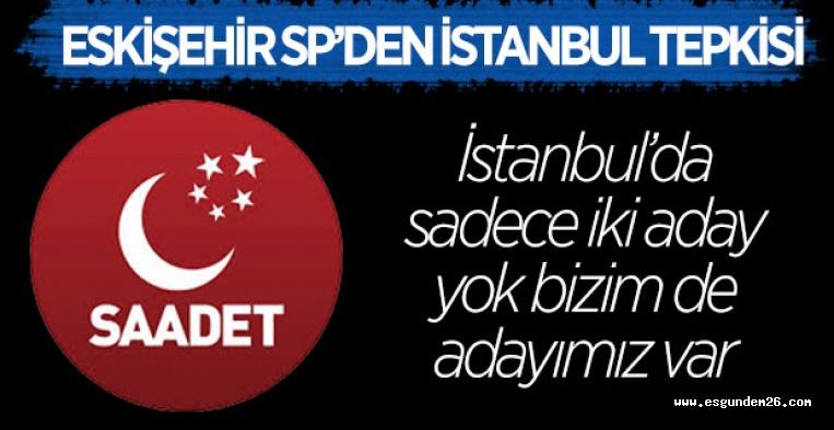 """""""MİLLETİMİZ 2 ADAYI ELİNİN TERSİ İLE İTECEK"""""""