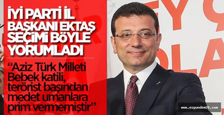 """""""MİLLETİN VİCDANINI YENEMEZSİNİZ"""""""