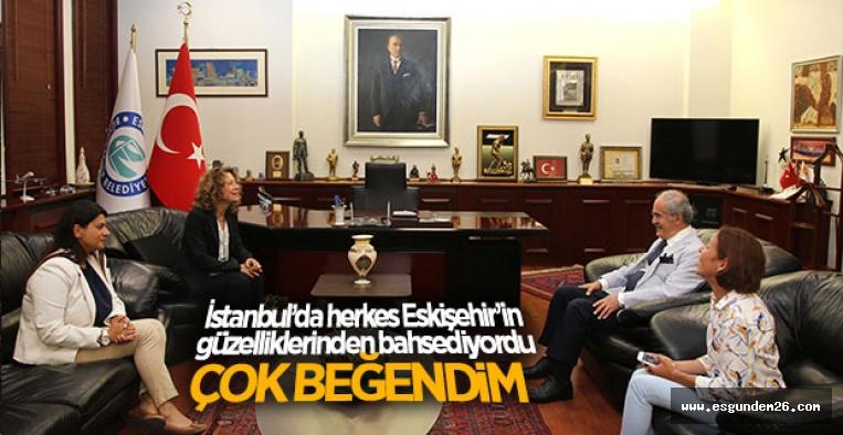 """""""ULUSLARARASI İŞ BİRLİKLERİNE AÇIĞIZ"""""""