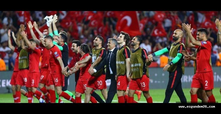 Andorra, Arnavutluk ve İzlanda maçlarının yerleri belli oldu