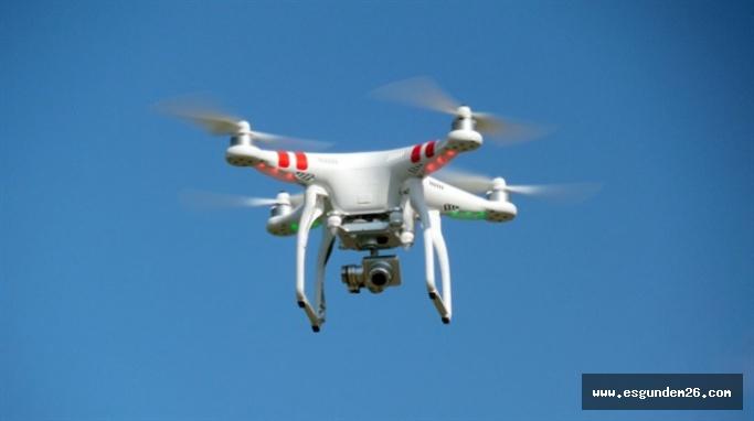 ESKİŞEHİR'DE KAÇAN KOÇU DRONE İLE ARADILAR