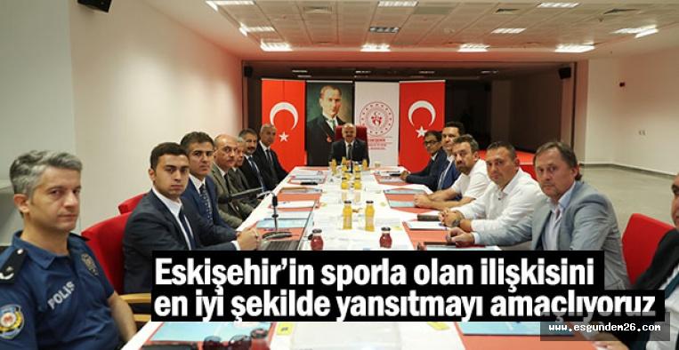 ESKİŞEHİR'E YAKIŞMALI!