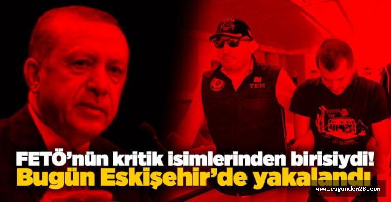 Erdoğan'a suikast timine mühimmat veren astsubay Eskişehir'de yakalandı