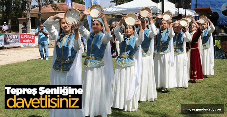 TEPREŞ ŞENLİĞİ KOCAKIR'DA
