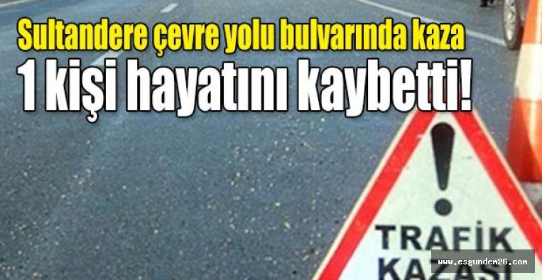 ESKİŞEHİR'DE KAZA
