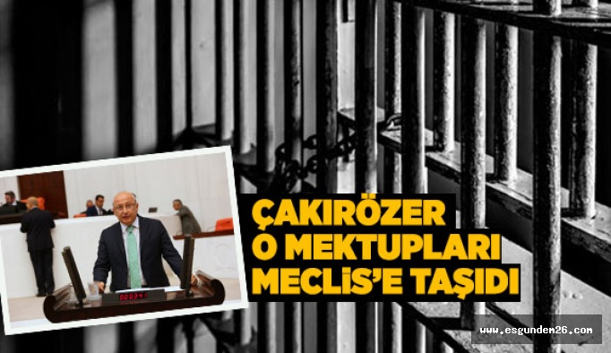 İşte cezaevlerinde yaşanan hak ihlalleri… Eskişehir'de var