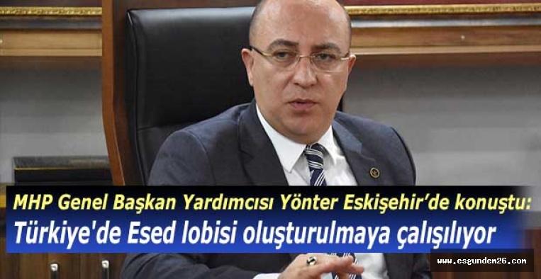 """Yönter: PKK/YPG insanlık düşmanıdır"""""""