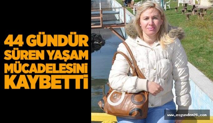 Ayşe Tuba Arslan yaşam mücadelesini kaybetti