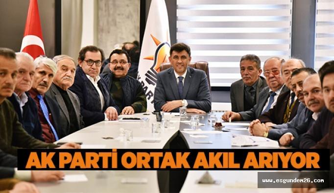 AK Parti, STK temsilcilerini ağırladı