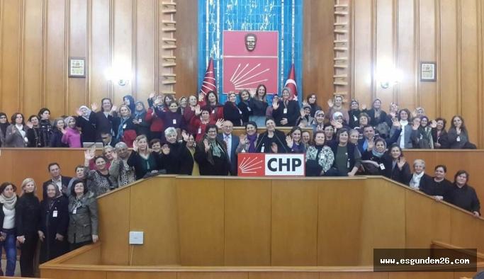 CHP'Lİ ÇAKIRÖZER'DEN İL KONGRESİ ÖNCESİ DEMOKRASİ MESAJI