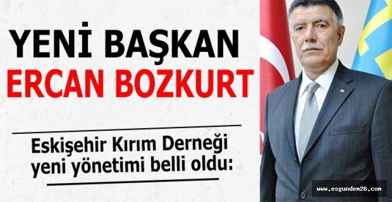 Eskişehir Kırım Derneği yeni yönetimi belli oldu: