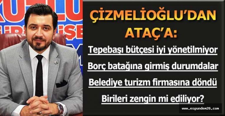 AK Parti'den Ataç'a: Eğer çöp konteynerlerini, vatandaş kendi parasıyla alacaksa, belediye niye var?
