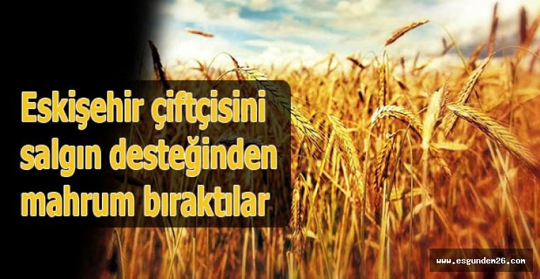 CHP'li Çakırözer: Eskişehir çiftçisi de tohum desteğinden faydalansın
