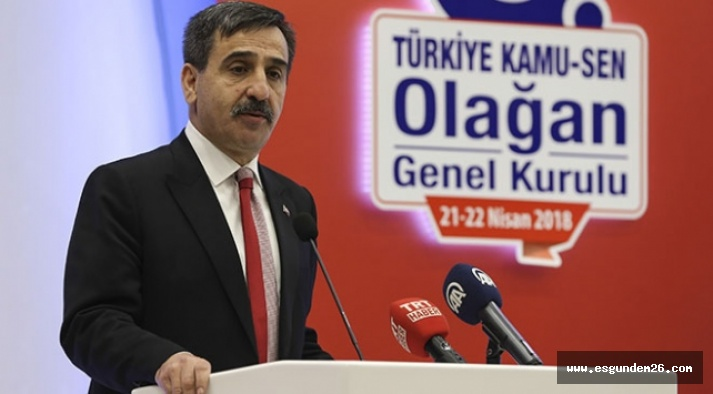 Türk Sağlık Sen Genel Başkanı  Kahveci'den Bakan Koca'ya açık mektup