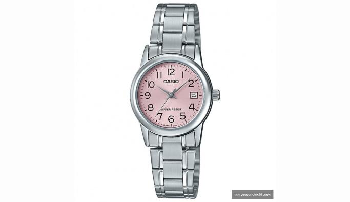 Casio Bayan Saat Tasarımları