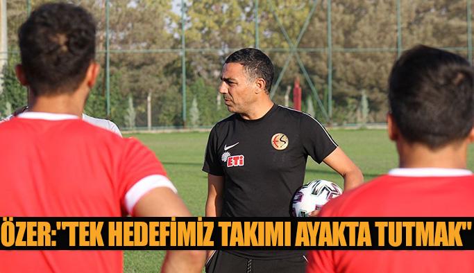 Eskişehirspor ikinci etap kamp dönemini noktaladı