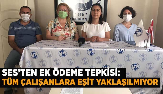 """""""TÜM ÇALIŞANLARA EŞİT YAKLAŞILMIYOR"""""""