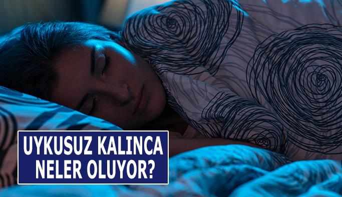 Uykusuzluk bakın hangi sağlık sorunlarına neden oluyor!
