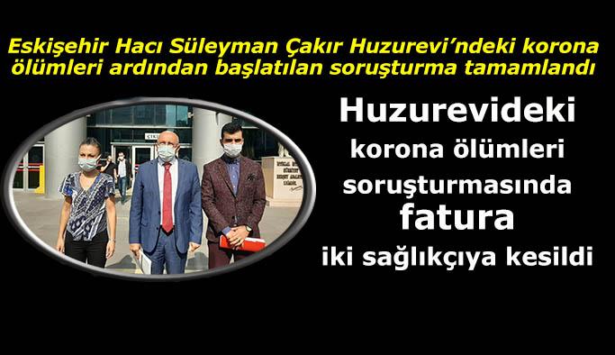 Çakırözer: Eskişehir Valisi bu dosyanın örtülmesine izin vermemelidir