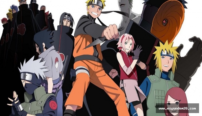 Efsanenin Devam Serisi NarutoShippuden