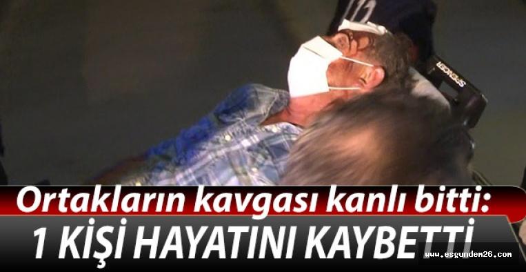 ESKİŞEHİR'DE CİNAYET!